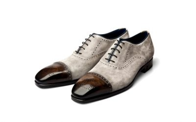 The Captoe Oxford