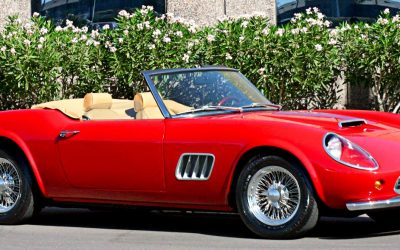 The Vintage Ferrari