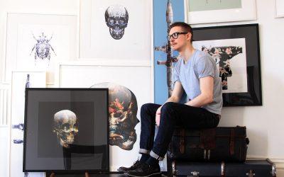 Artist Spotlight :: Magnus Gjoen