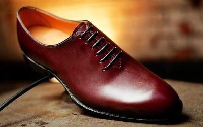 The Wholecut Shoe