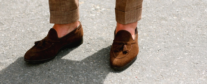 Sockless Style