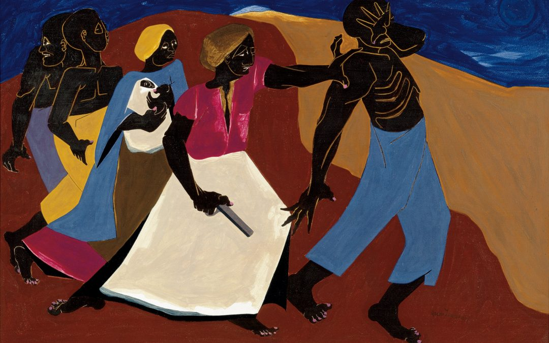Artist Spotlight :: Jacob Lawrence