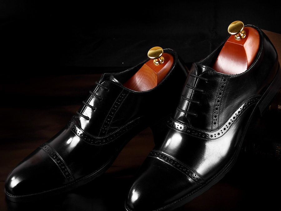 The Cap-Toe Oxford