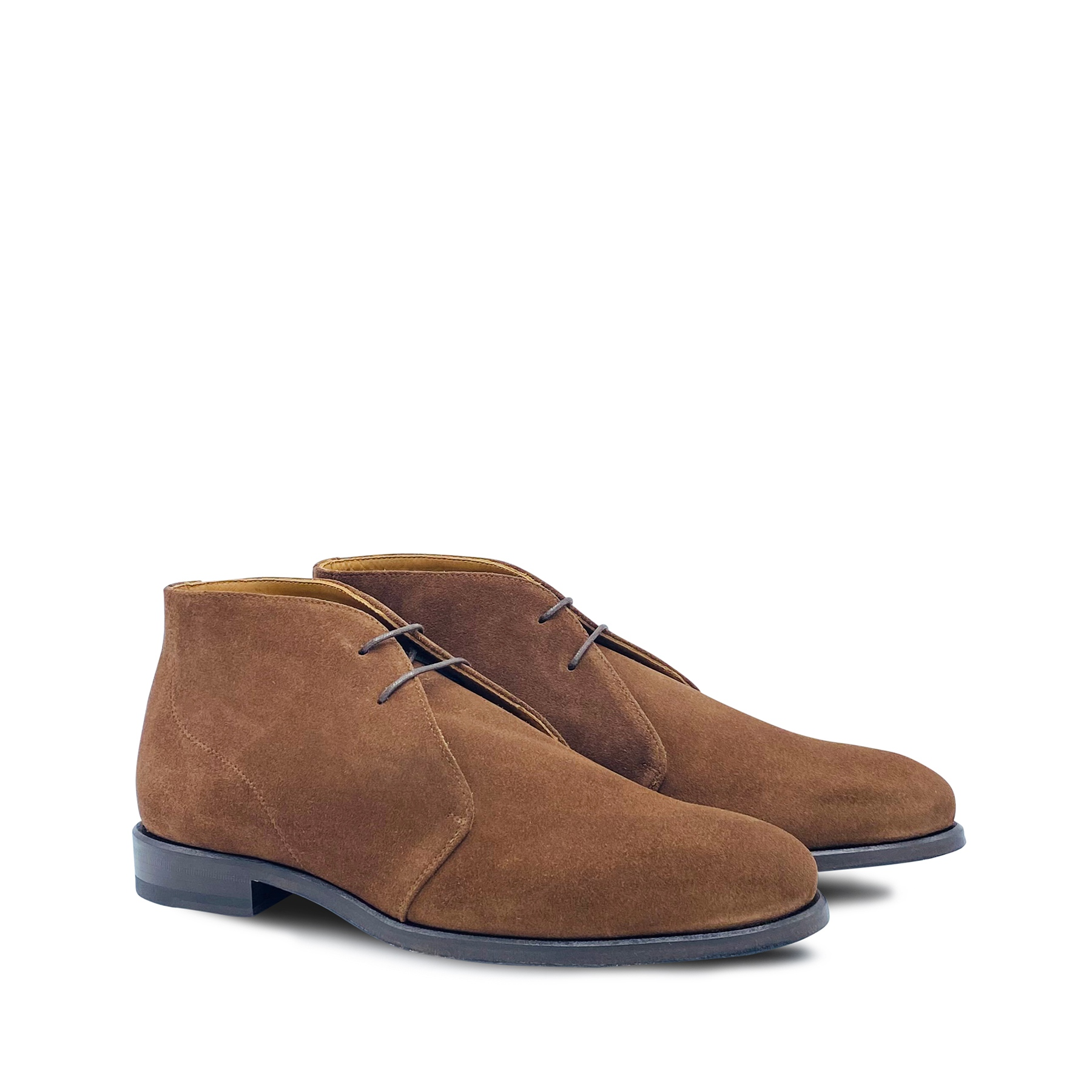 Jason – Tan Suede Chukka