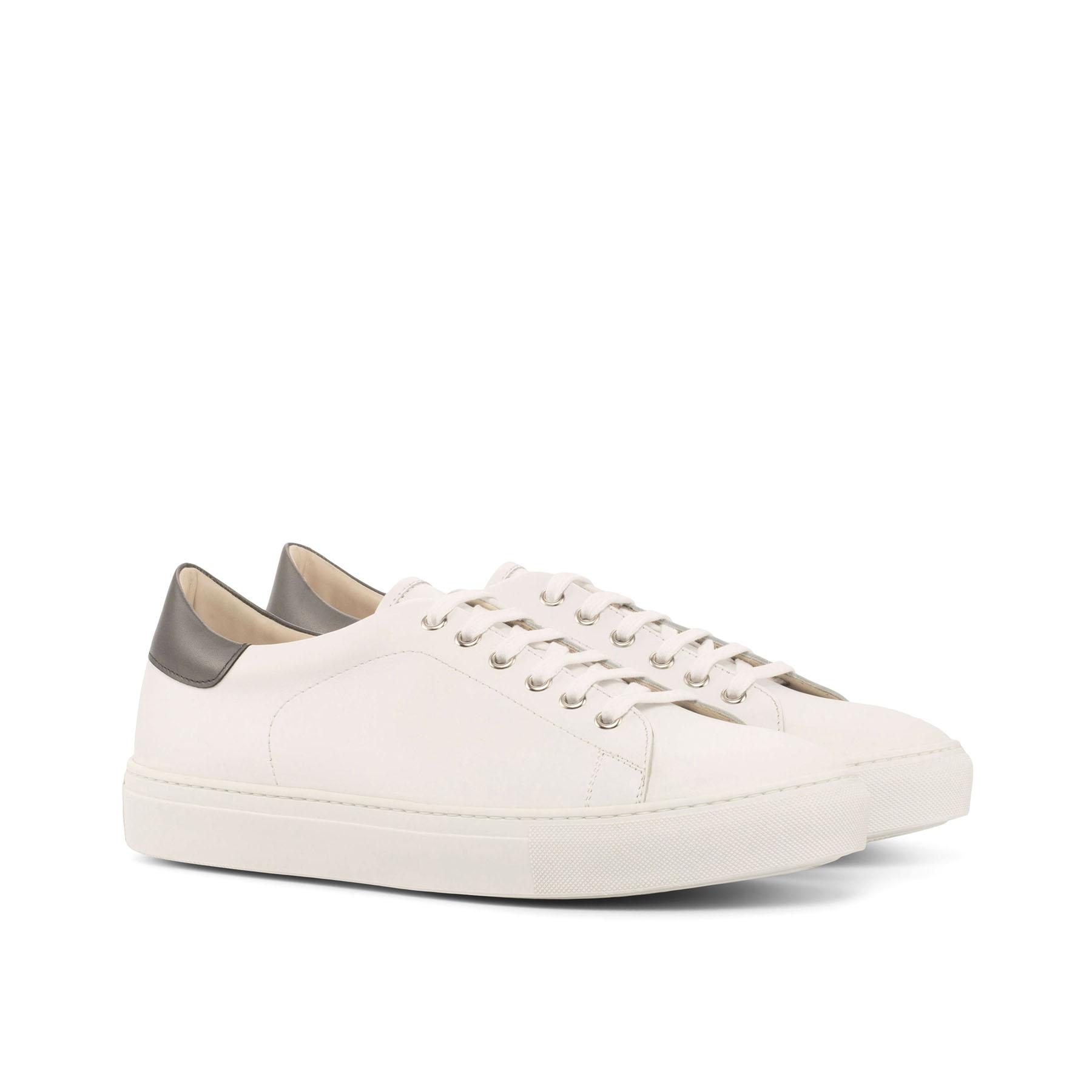 White & Grey Trainer